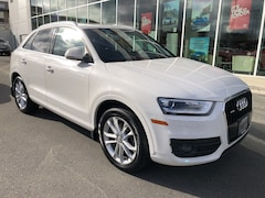 2015 Audi Q3 2.0T Technik No Accidents Local B.C. SUV