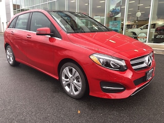 2015 Mercedes-Benz B-Class 4Matic Sports Tourer AWD Local B.C. Hatchback