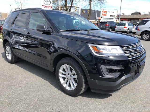 2016 Ford Explorer Limited Eco-boost Local B.C.  SUV