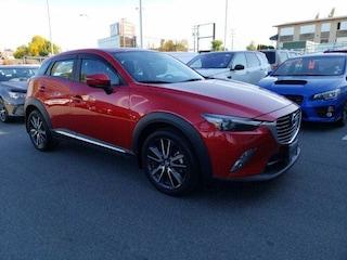 2016 Mazda CX-3 GT No Accidents Local B.C. SUV