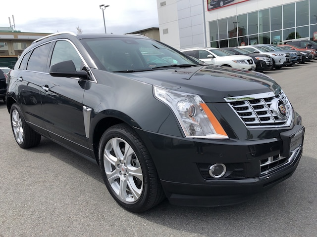 2015 CADILLAC SRX Performance AWD No Accidents Local B.C. SUV