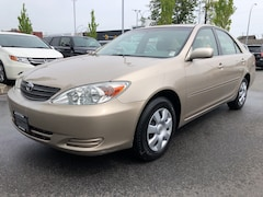 2003 Toyota Camry LE Low K's No Accidents Local Victoria Sedan