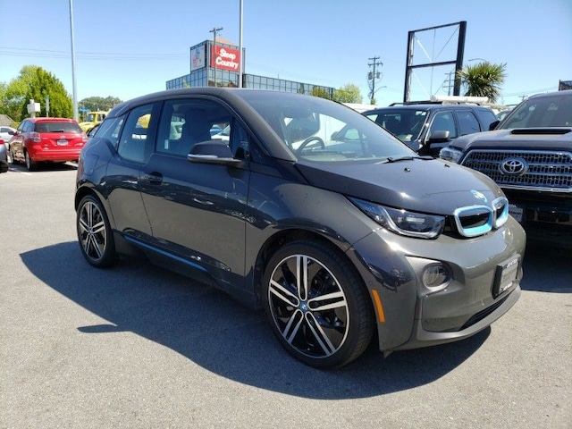 2015 BMW i3 Navigation Local B.C. Clean Low K's For The Year Hatchback