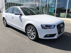 2014 Audi A4 2.0 Progressiv Local B.C. Low K's Sedan