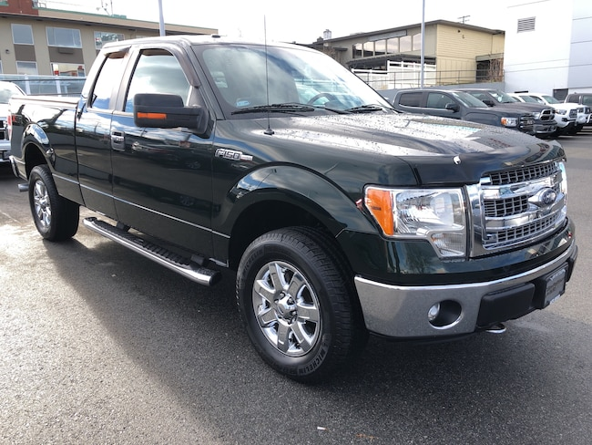 2013 Ford F-150 4X4 SuperCab No Accidents Local B.C. Truck SuperCab