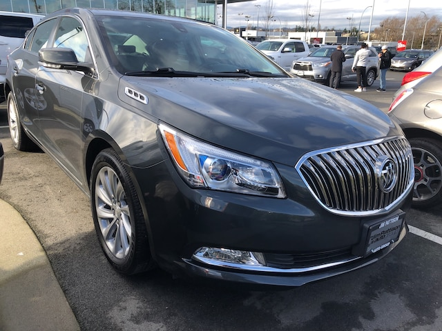 2016 Buick LaCrosse Leather No Accidents Local Victoria Sedan