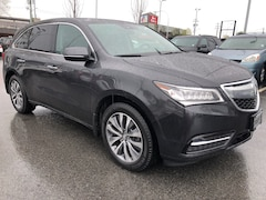 2016 Acura MDX Technology Package Nav W/Camera AWD   SUV