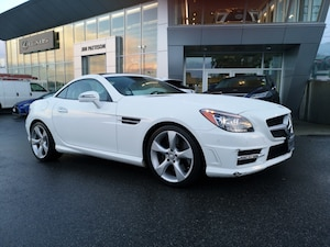 2015 Mercedes-Benz SLK-Class SLK250 Sport Package Pano Roof Convertible