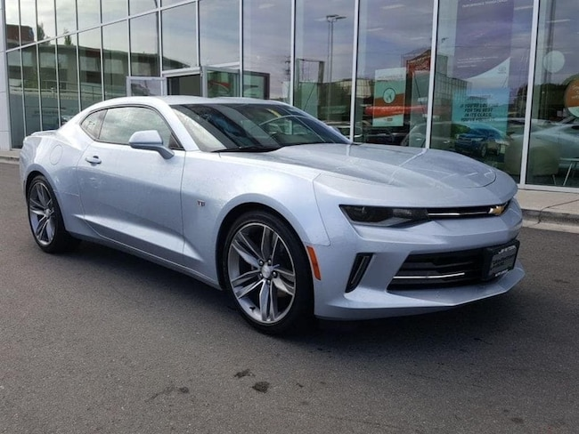 2017 Chevrolet Camaro 1LT RS No Accidents Local B.C. Coupe