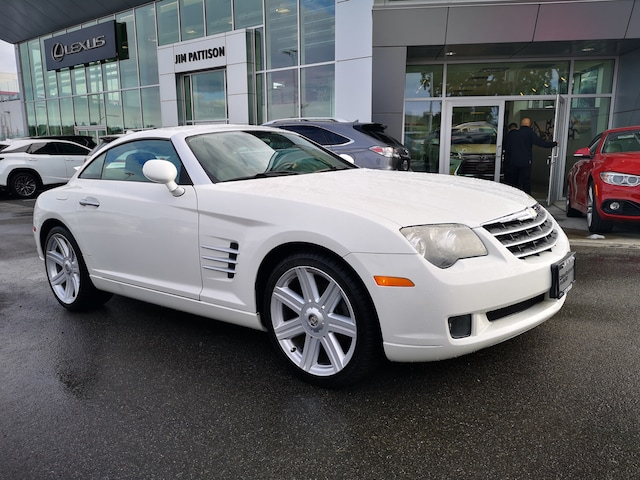 2004 Chrysler Crossfire Limited Local Island Clean Coupe