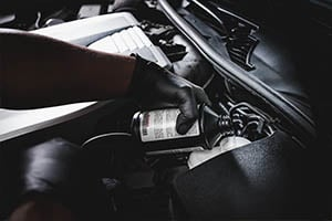 Lexus synthetic motor oil