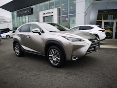 2016 LEXUS NX 200t Luxury Package AWD No Accidents Local Victoria SUV
