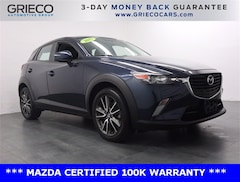 Used 2017 Mazda CX-3 Touring SUV for Sale at Delray Beach