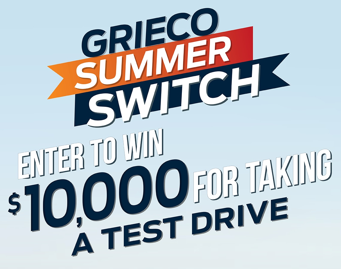 Summer Switch | Grieco Mazda of Delray Beach