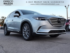 New 2020 Mazda Mazda CX-9 Grand Touring SUV for sale at Grieco Mazda of Delray Beach