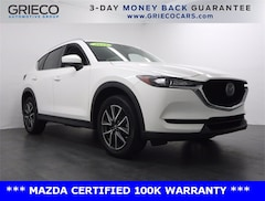 Certified 2018 Mazda CX-5 Touring SUV DM37825A for sale at Grieco Mazda of Delray Beach