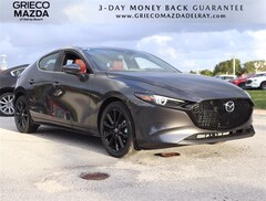 New 2021 Mazda Mazda3 Premium Package Hatchback for sale at Grieco Mazda of Delray Beach
