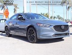 New 2021 Mazda Mazda6 Carbon Edition Sedan JM1GL1WY9M1606146 DM36453 for sale near Coconut Creek