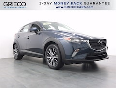 Used 2018 Mazda CX-3 Touring SUV for Sale at Delray Beach