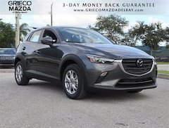 New 2021 Mazda Mazda CX-3 Sport SUV for sale at Grieco Mazda of Delray Beach