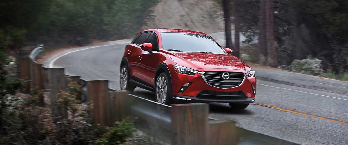 New 2019 Mazda CX-3 Delray Beach