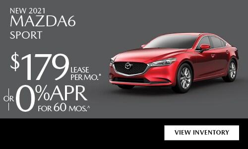 New 2021 Mazda 6
