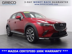 Used 2019 Mazda CX-3 Grand Touring SUV for Sale at Delray Beach