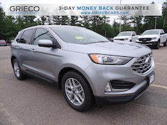 New 2021 Ford Edge SEL SUV for sale in Raynham, MA