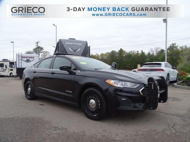 2019 Ford Police Responder Hybrid Sedan . Sedan