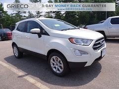 New 2021 Ford EcoSport SE SUV for sale in Raynham, MA