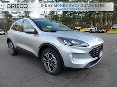 New 2020 Ford Escape SEL SUV for sale in Raynham, MA