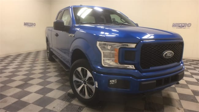 2019 Ford F-150 STX Truck SuperCab Styleside