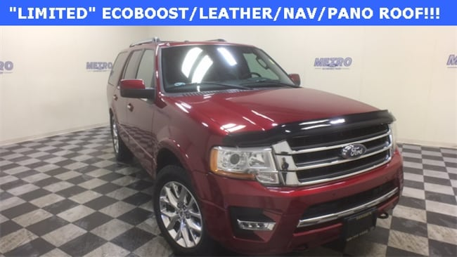 2015 Ford Expedition Limited SUV