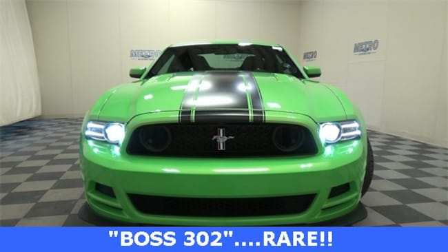 Used 2013 Ford Mustang For Sale at Metro Ford Sales Inc  | VIN