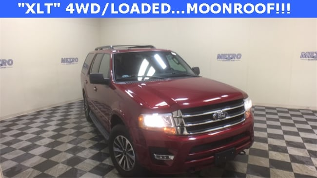 2016 Ford Expedition XLT SUV