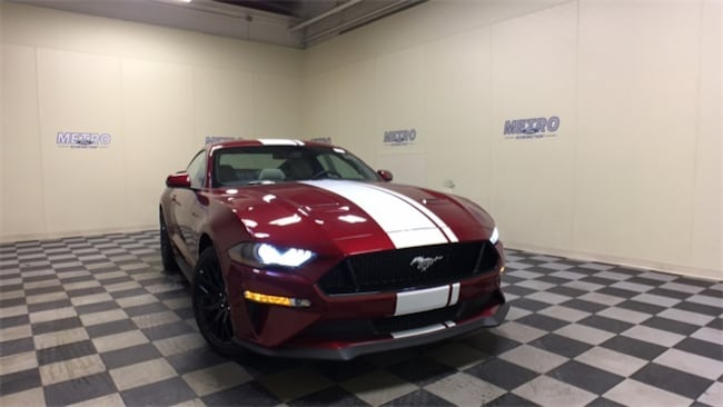New 2019 Ford Mustang For Sale at Metro Ford Sales Inc