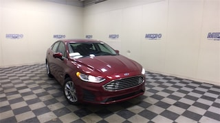 2019 Ford Fusion Hybrid Hybrid SE Sedan