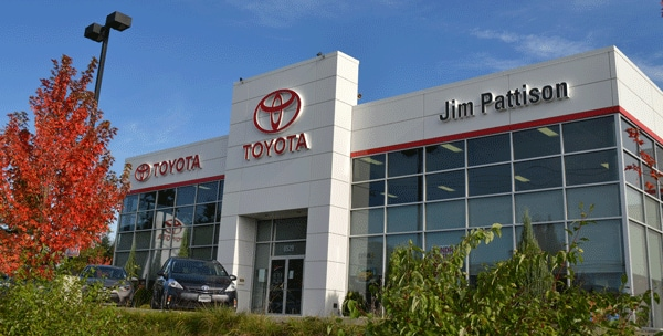 Jim Pattison Toyota Duncan dealership