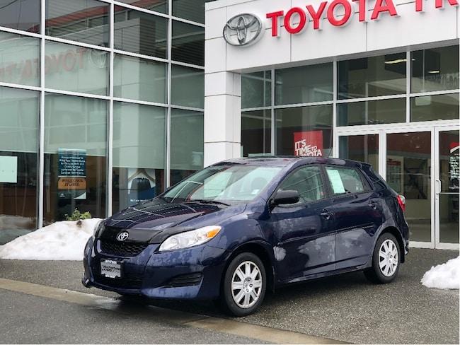 2014 Toyota Matrix Convenience Pkg. Hatchback
