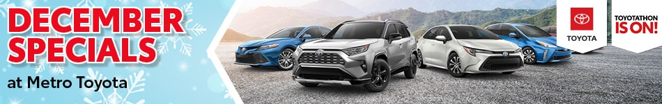December 2019 2019 New Vehicle Specials