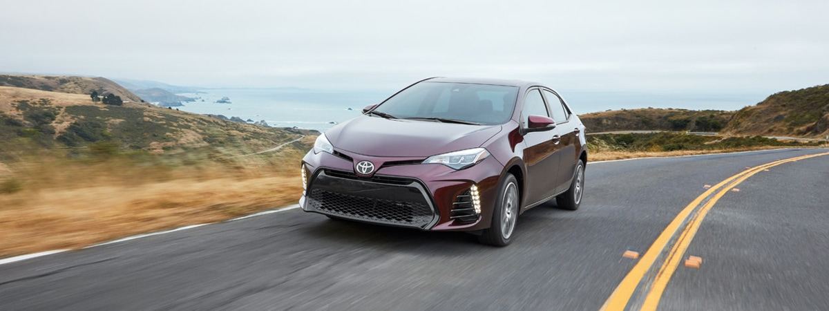 2018 Toyota Corolla at Metro Toyota near Cleveland