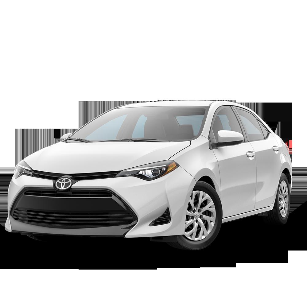 2017 Toyota Corolla LE near Cleveland, OH