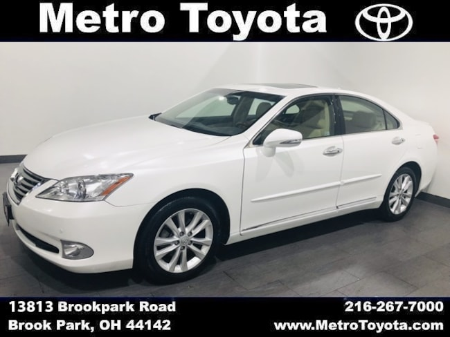 Used 2012 LEXUS ES 350 350 Sedan in Brook Park, OH near Cleveland