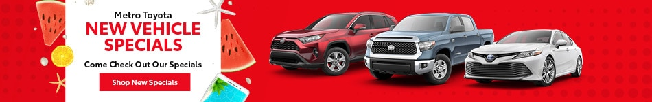 June 2019 New Vehicle Specials