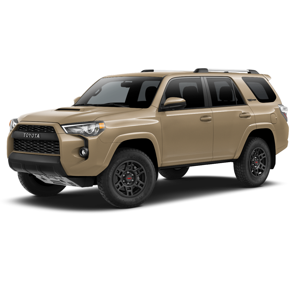 2016-2017 Toyota 4Runner TRD Pro near Cleveland, OH