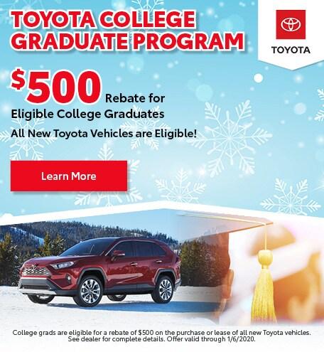 December 2019 College Grad