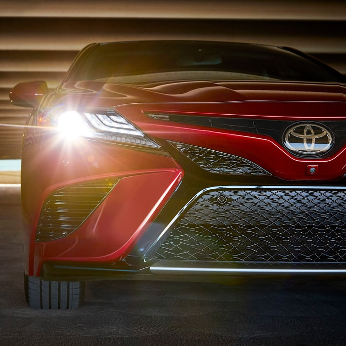 2018 Toyota Camry at Metro Toyota near Cleveland