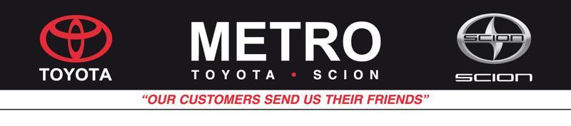 metro toyota scion brook park ohio new used toyota car dealer serving cleveland parma. Black Bedroom Furniture Sets. Home Design Ideas
