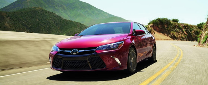Compare The Toyota Camry Vs The Nissan Altima