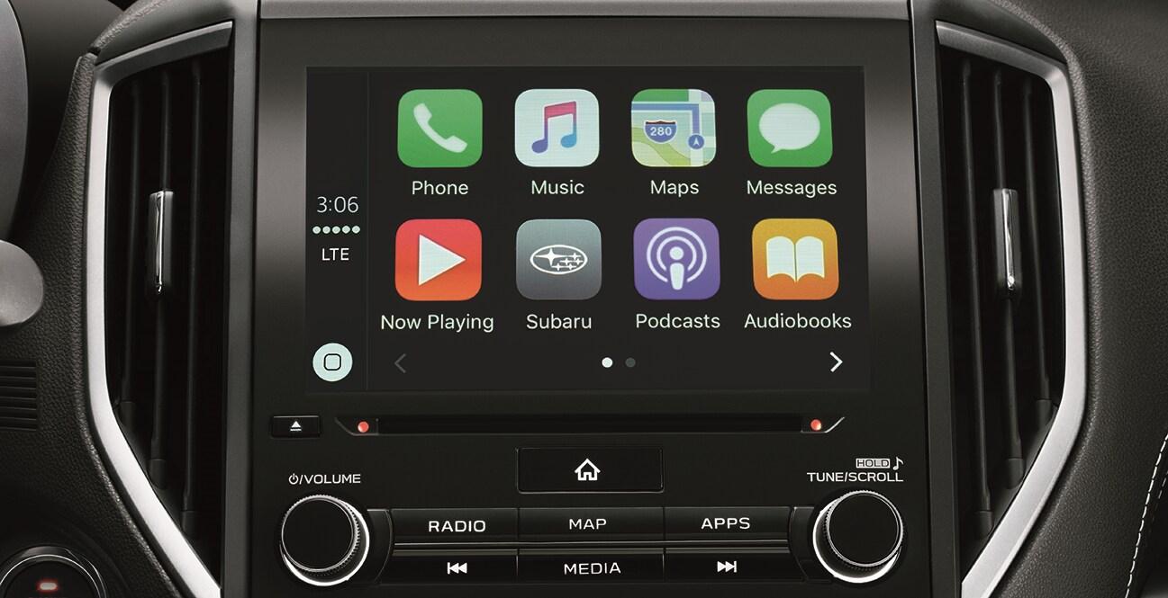 Subaru smartphone connectivity apple carplay technology metrowest subaru solutioingenieria Image collections